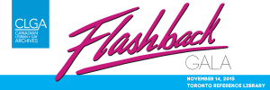 "[Logo reading ""CLGA Flashback Gala""]"