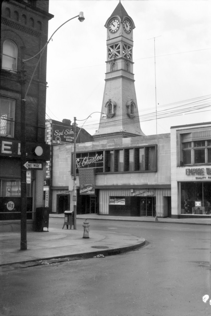 St. Charles Tavern in 1955